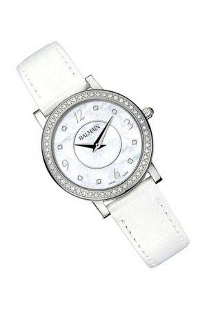 Наручные часы BALMAIN. Цвет: белый