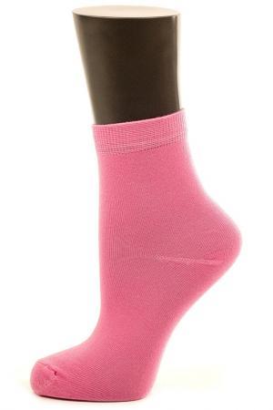 Носки ALLA BUONE. Цвет: розовый