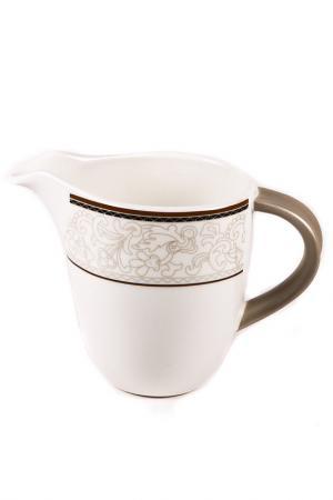 Сливочник 0,3 л Кассие Royal Porcelain. Цвет: белый