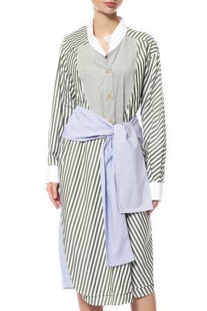 Платье Loewe. Цвет: 4256