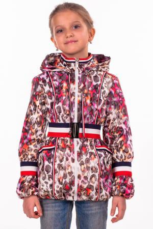 Курточка ALISA LINE. Цвет: розовый