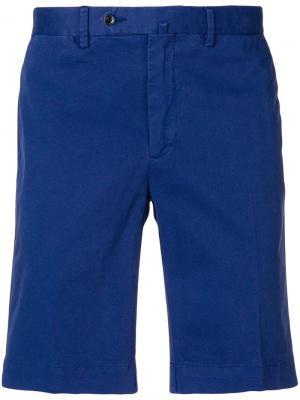 Chino shorts Hackett. Цвет: синий