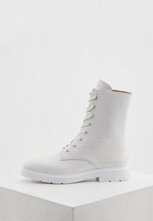 Ботинки Stuart Weitzman. Цвет: белый