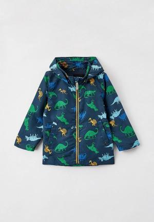 Куртка Name It. Цвет: синий