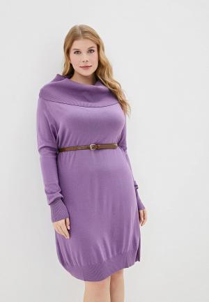 Платье Sophia. Цвет: фиолетовый