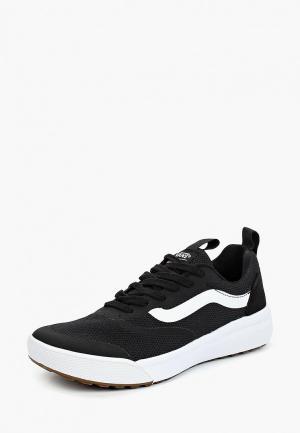 Кроссовки Vans. Цвет: черный
