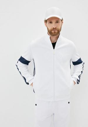 Олимпийка Bikkembergs. Цвет: белый