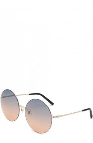 Солнцезащитные очки Matthew Williamson. Цвет: разноцветный