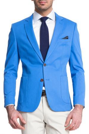 Пиджак CACHAREL. Цвет: vr045 синий