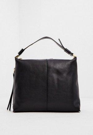 Рюкзак AllSaints. Цвет: черный