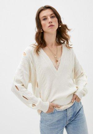 Пуловер Iro. Цвет: белый