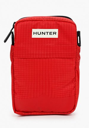 Сумка Hunter. Цвет: красный