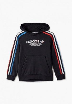Худи adidas Originals. Цвет: черный