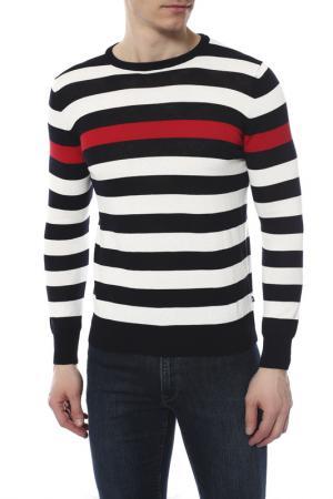Пуловер MARINA YACHTING. Цвет: белый