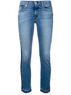 Укороченные джинсы Tilda Hudson. Цвет: синий