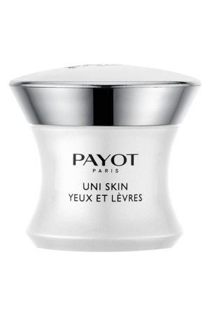 Крем вокруг глаз и губ Payot. Цвет: прозрачный