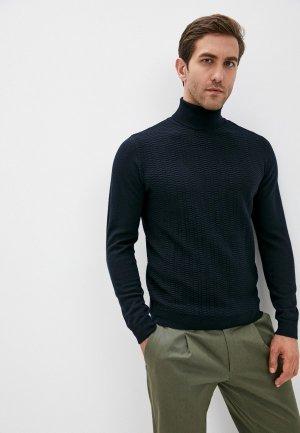 Водолазка Karl Lagerfeld. Цвет: синий