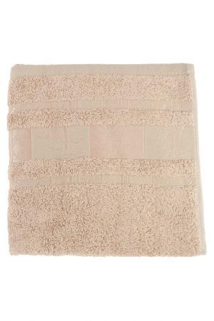 Полотенце махровое, 50х90 см BRIELLE. Цвет: мокко
