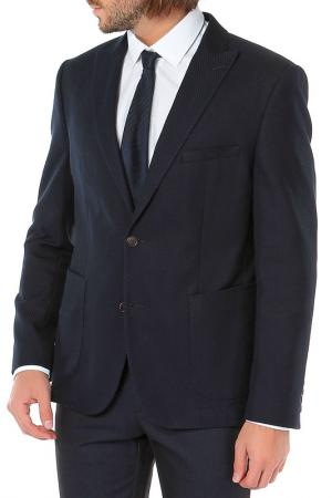 Пиджак MONDIGO. Цвет: темно-синий