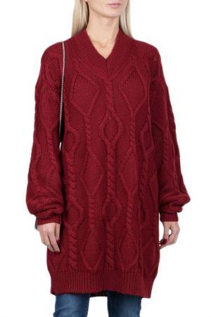 Пуловер ISABEL MARANT. Цвет: красный