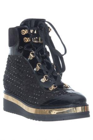 Boots LORETTA PETTINARI. Цвет: черный