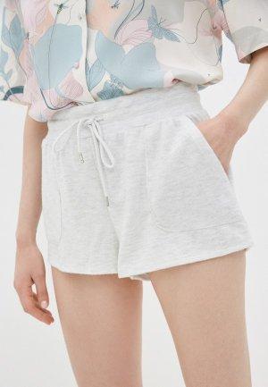 Шорты домашние Cotton On. Цвет: серый
