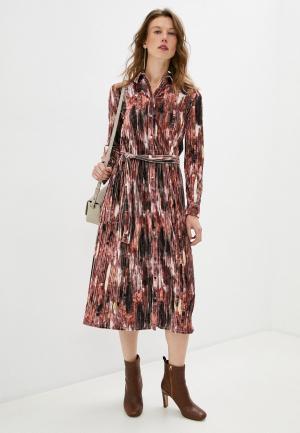 Платье Max&Co. Цвет: разноцветный