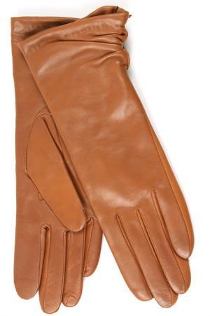 Перчатки Dali Exclusive. Цвет: терракотовый