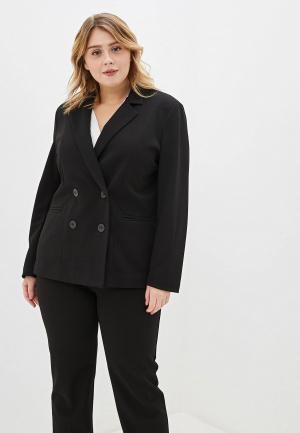 Пиджак Sophia. Цвет: черный