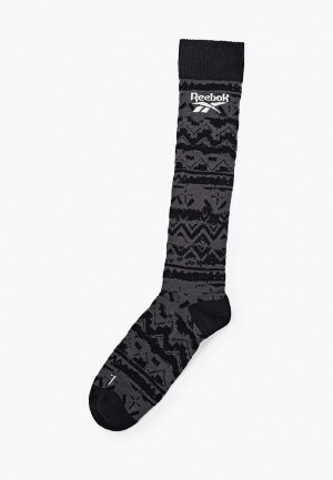 Носки Reebok Classic. Цвет: серый