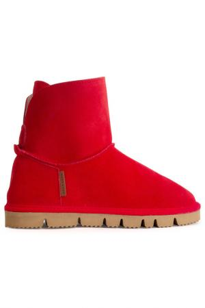 Ugg boots POLO CLUB С.H.A.. Цвет: red
