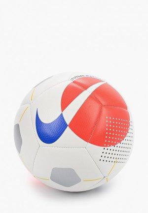 Мяч футбольный Nike. Цвет: белый
