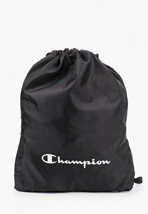 Мешок Champion. Цвет: черный