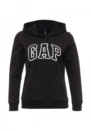 Худи Gap. Цвет: черный