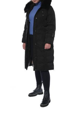 Пальто CITY CLASSIC. Цвет: черный