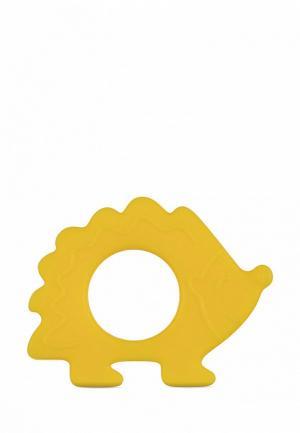 Прорезыватель Baboo. Цвет: желтый