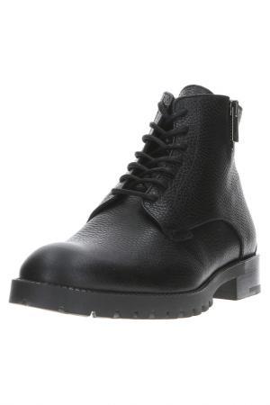 Ботинки DINO BIGIONI. Цвет: black