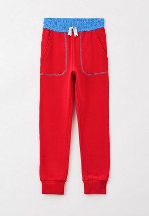 Брюки спортивные Marc Jacobs. Цвет: красный