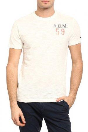 T-Shirt ARMATA DI MARE. Цвет: white