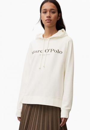 Худи Marc OPolo O'Polo. Цвет: белый
