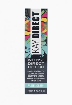 Краска для волос KayPro. Цвет: зеленый