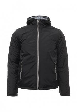Куртка утепленная Alcott. Цвет: разноцветный