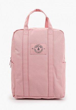 Рюкзак Parkland. Цвет: розовый
