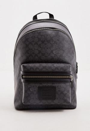 Рюкзак Coach. Цвет: черный