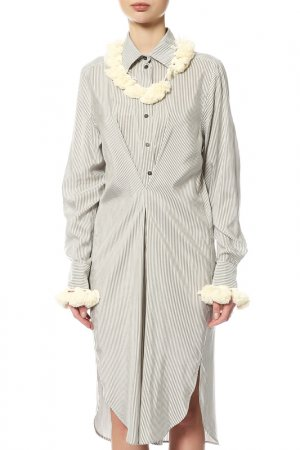 Платье Loewe. Цвет: 4102