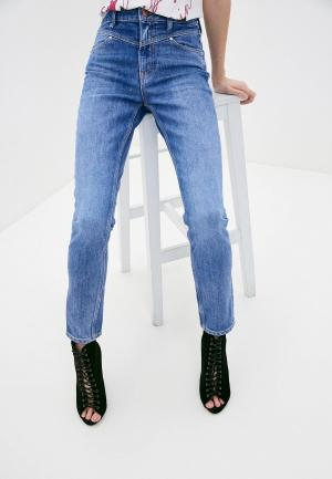 Джинсы Guess Jeans. Цвет: синий