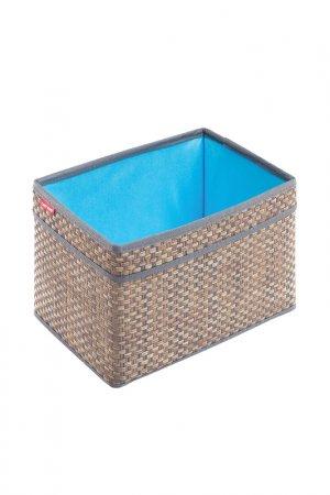 Коробка для хранения CASY HOME. Цвет: коричневый