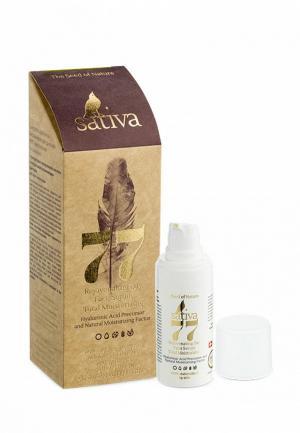 Сыворотка для лица Sativa. Цвет: прозрачный