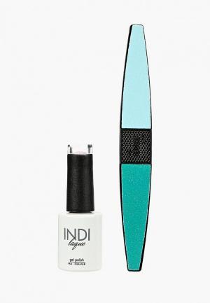 Набор для ухода за ногтями Runail Professional. Цвет: прозрачный