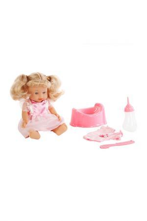 Кукла Лизи MARY POPPINS. Цвет: розовый